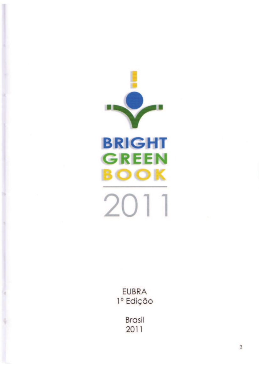 Copertina - Bright Green Book